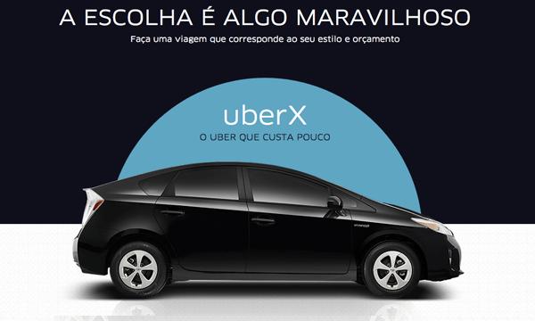 Uber X: como funciona? Como usar, valores e dicas de segurança!