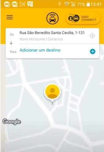 Como pedir Easy Taxi