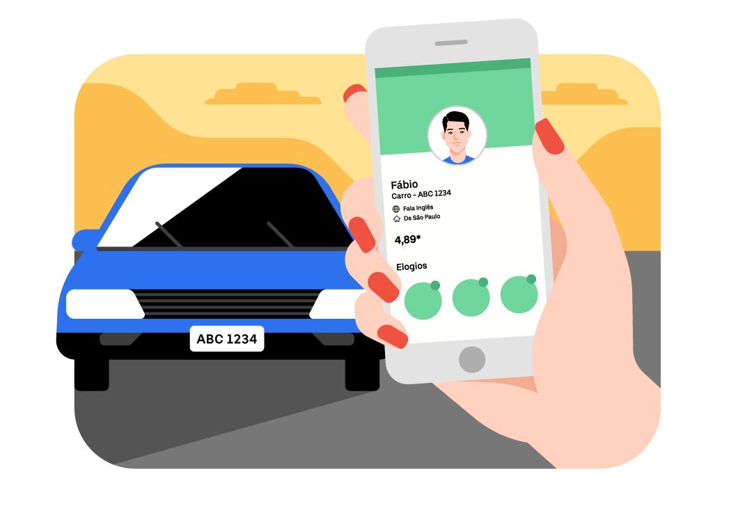 dicas de segurança uber