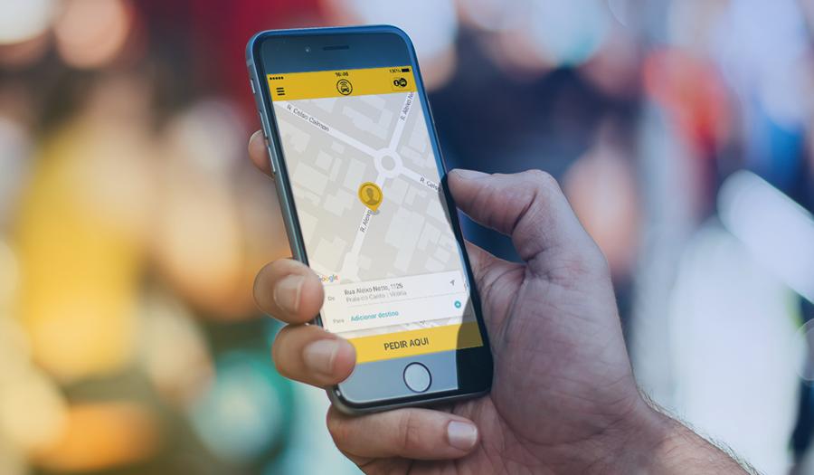 easy-taxi app