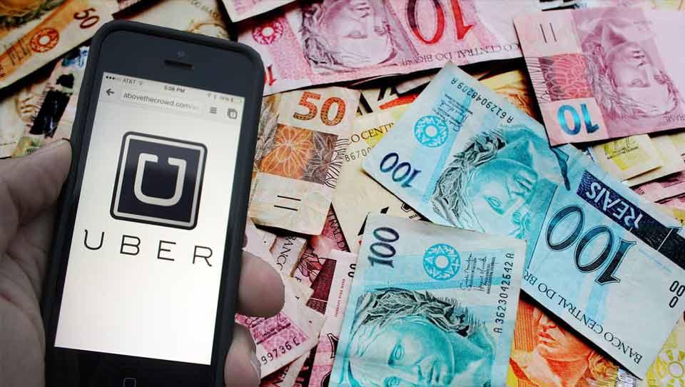 Ganhar dinheiro no uber