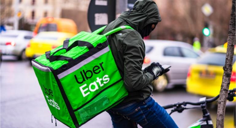 Uber Eats Entregador