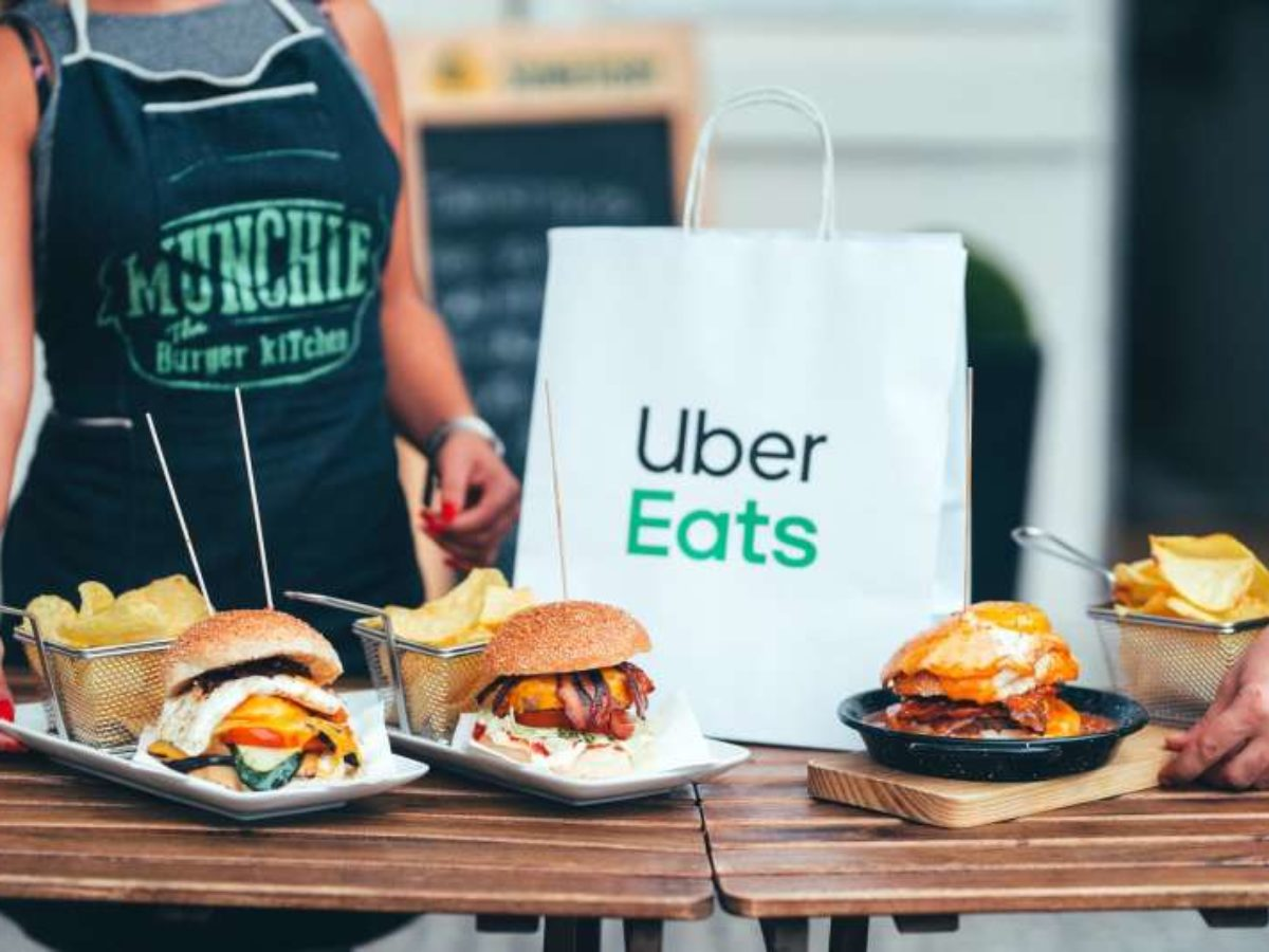 uber eats para restaurantes