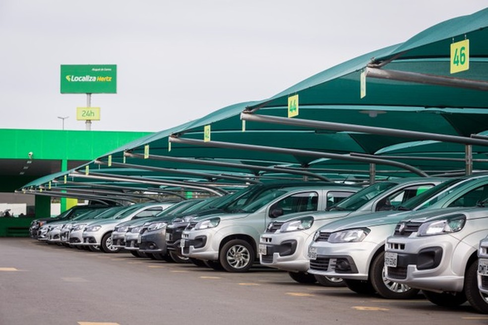 Localiza Uber: Vantagens de alugar um carro na Localiza para ser Motorista de Aplicativo