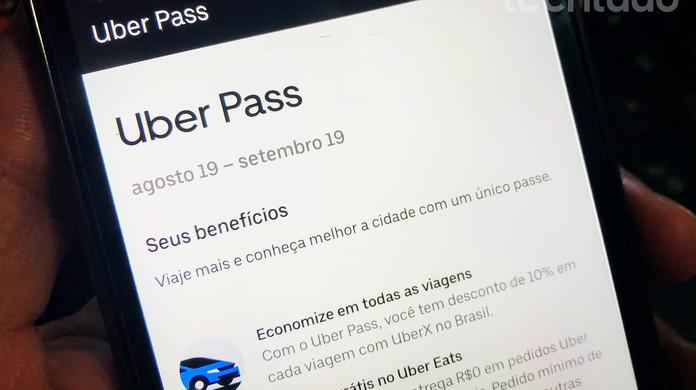 Uber Pass: Como Funciona? Vale a Pena Assinar? Veja Aqui!
