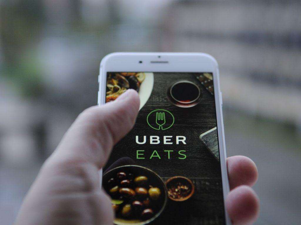 Uber Eats RJ: Como Funciona?